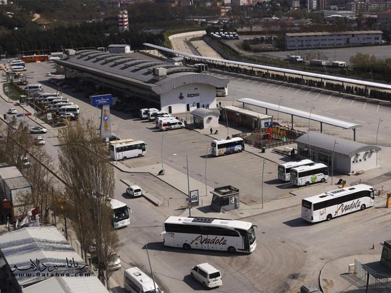خرید بلیط اتوبوس در ترکیه