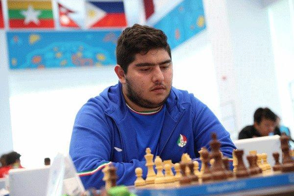 پرهام مقصودلو در مسابقات شطرنج سوئیس شکست خورد