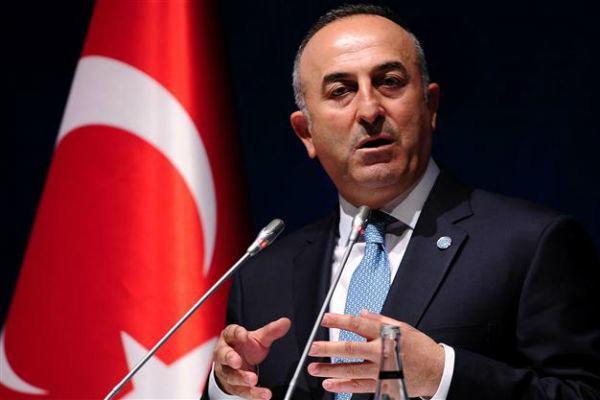 چاووش اوغلو: ترکیه توطئه بزرگی را در سوریه خنثی کرد
