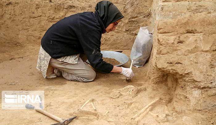 هجدهمین فصل کاوش محوطه باستانی شهرسوخته آغاز شد