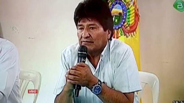 مورالس خبرنگار می شود