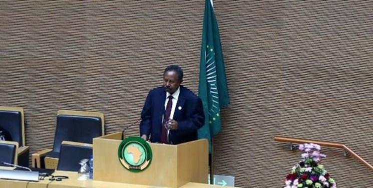 حمدوک: سودان میراث دار 30 سال سوء مدیریت است