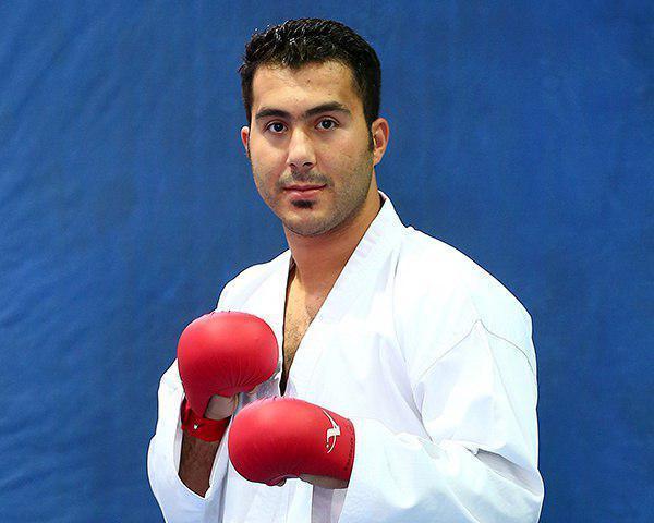 ملی پوش ایرانی بهترین کاراته کا دنیا شد