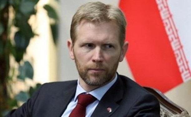 سفیر نروژ: به همراه فنلاند، سوئد، دانمارک، هلند و بلژیک به اینستکس می پیوندیم