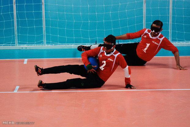 تیم ملی گلبال ایران از کسب سهمیه پارالمپیک بازماند