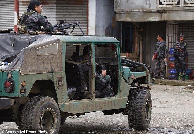 داعش به دنبال بنای خلافت خود در جنوب شرق آسیاست