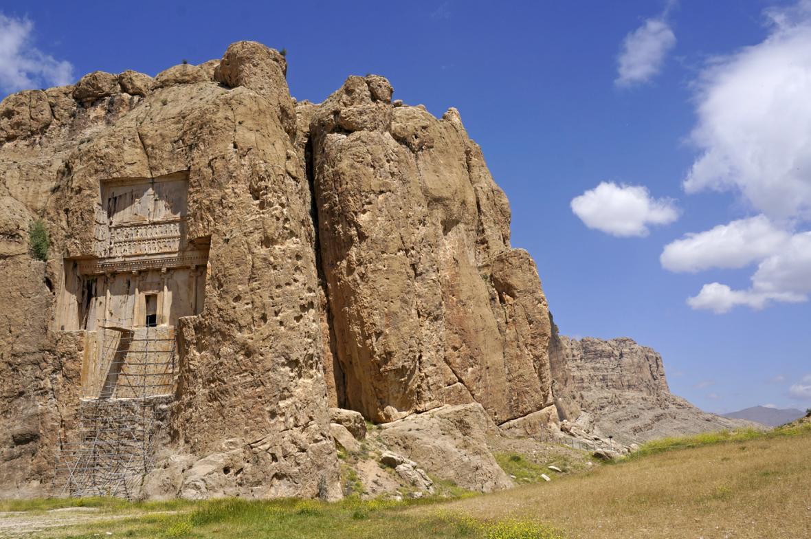 مکان های دیدنی و گردشگری مرودشت Marvdasht