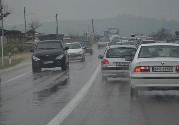 جاده ها لغزنده است