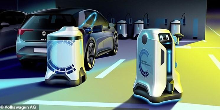 جاروبرقی رباتیک خانه ها را تمیز می نماید