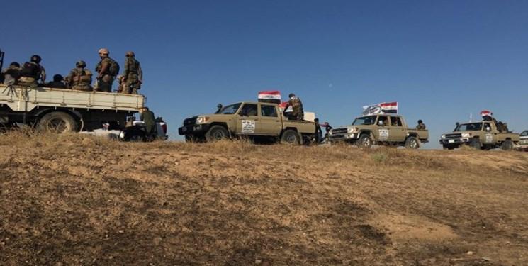 شروع عملیات پاکسازی مناطقی در استان نجف و کربلا از تروریست ها