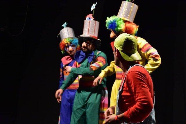 نمایشی شاد و مفرح برای بچه ها و خانواده ها در ایام دهه فجر