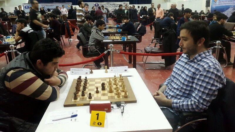 آغاز رقابت 905 شطرنجباز ایرانی و خارجی در مسابقات بین المللی جام کاسپین در رشت