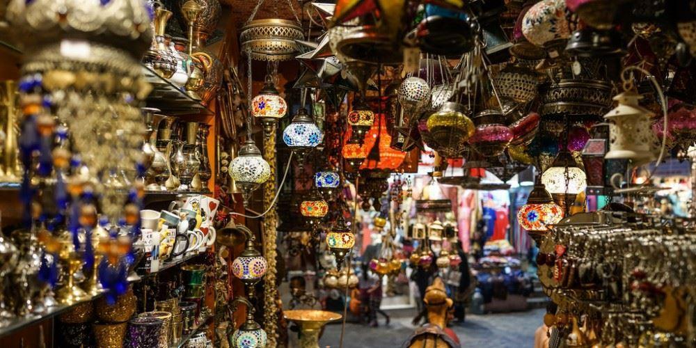 برترین بازارهای مسقط پایتخت عمان