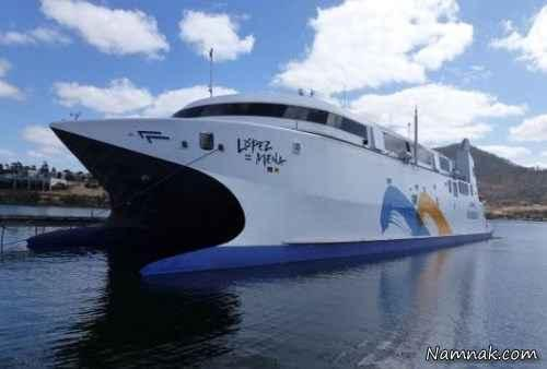 همه چیز درباره سریع ترین کشتی کروز جهان