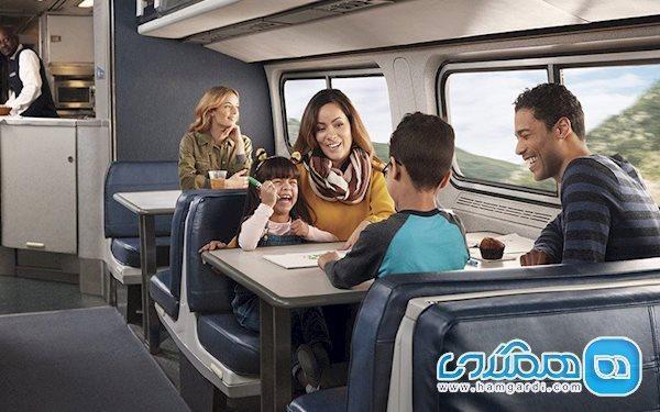آداب سفر با قطار
