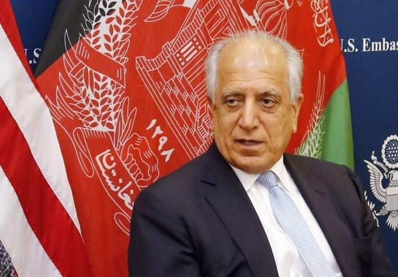 خلیلزاد: دولت افغانستان و طالبان برای رسیدن به اهداف توافقنامه قطر کوشش نمایند