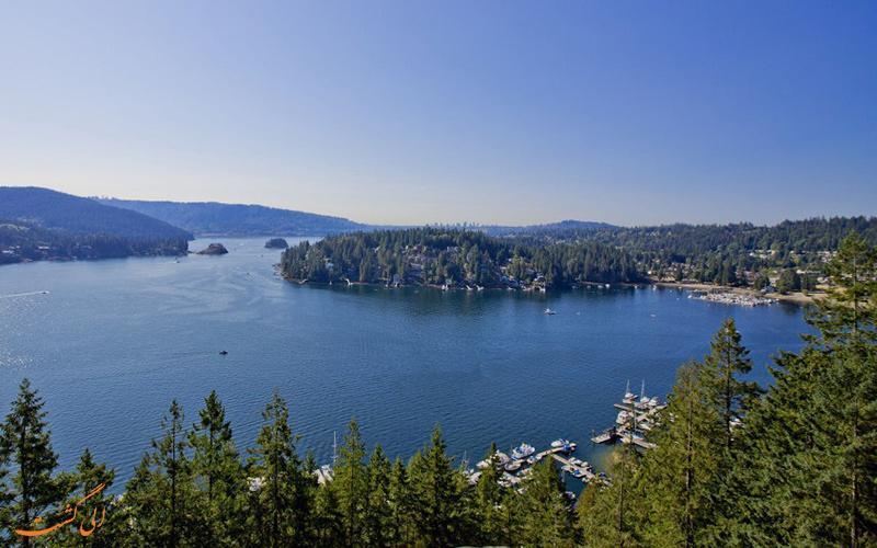 13 مورد از جاذبه های رایگان ونکوور