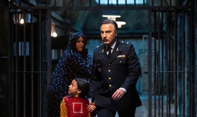 پخش یک فیلم خاص ایرانی در کنداکتور امروز سیما