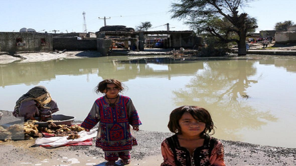 8 مصدوم در سیلاب جنوب سیستان و بلوچستان، اورژانس ایرانشهر در آماده باش کامل