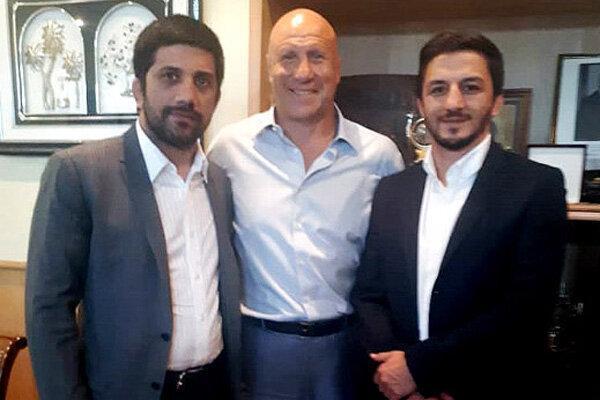 حمید سوریان به عنوان نماینده ایران معرفی گشت