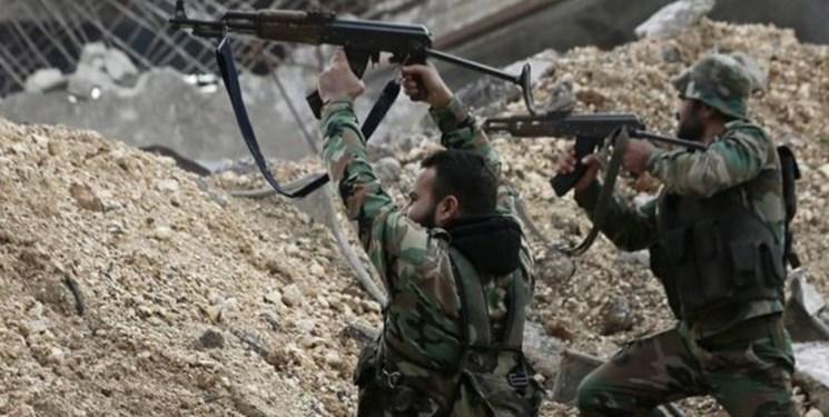 درگیری شدید ارتش سوریه با عناصر مسلح وابسته به گروه تروریستی القاعده