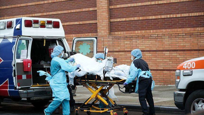 تعداد قربانیان کرونا در آمریکا از 107 هزار نفر گذشت