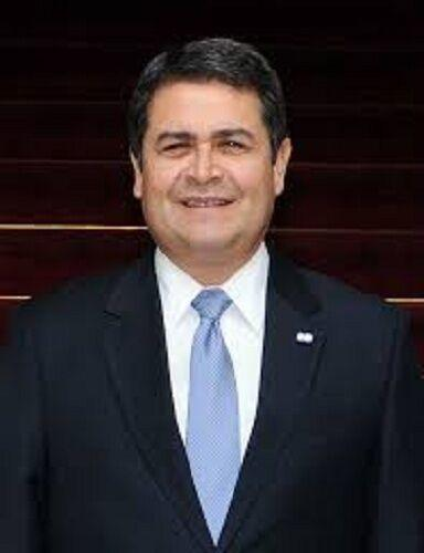 رئیس جمهوری هندوراس هم کرونا گرفت