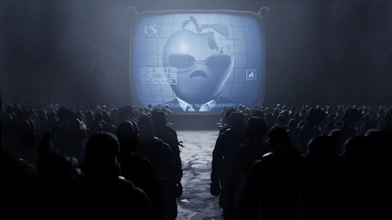 اپل! تو برخلاف تبلیغ مشهور 1984، خودت یک دیکتاتور و برادر عظیم هستی! طعنه اپیک گیمز به اپل با بازسازی تبلیغ مشهورش