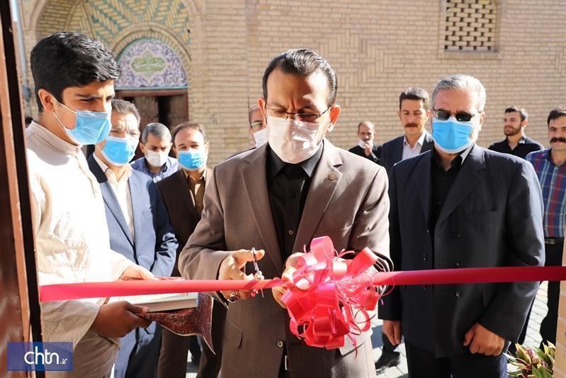 افتتاح سفره خانه سنتی ملیله در زنجان