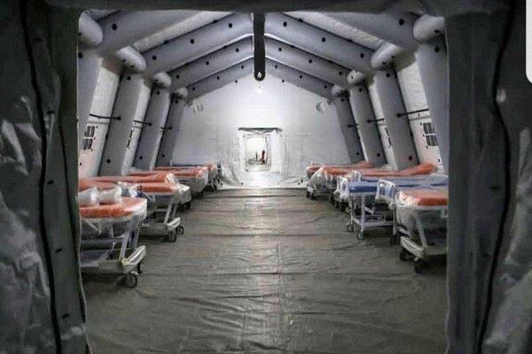 اختصاص بیمارستان سریع الاستقرار RDH به گیلان