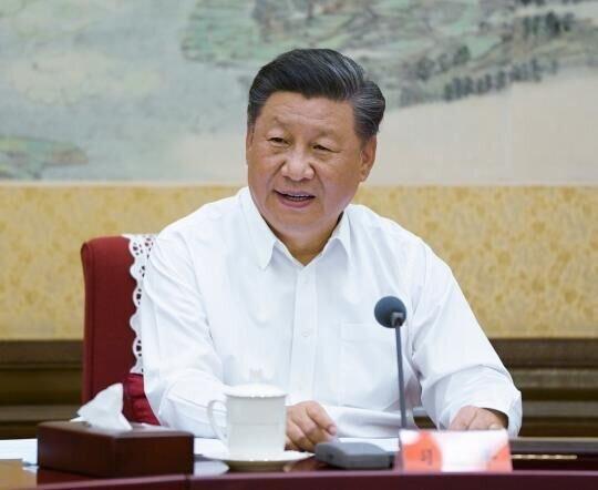 وعده رئیس جمهوری چین به دنیا