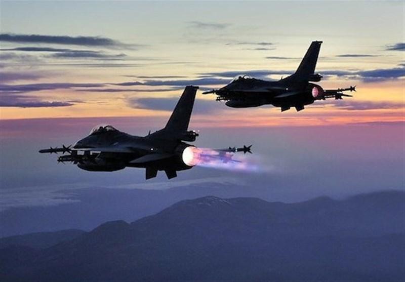 عملیات جنگنده های ترکیه در شمال عراق، کشته شدن 5 عنصر پ ک ک