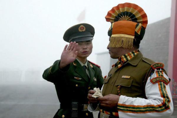 ارتش هند یک سرباز چینی را بازداشت کرد