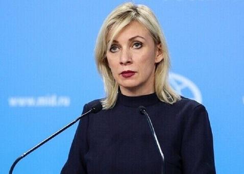 روسیه معین جایزه نقدی آمریکا برای انتخابات را به سخره گرفت