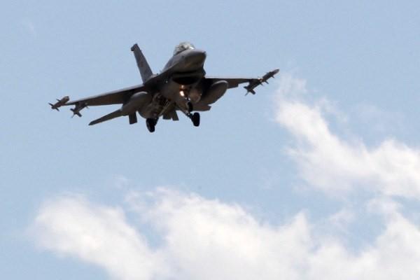 جنگنده های اف-16 ترکیه در آذربایجان مستقر شدند