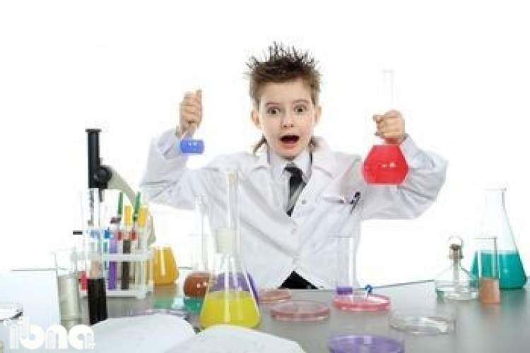 آشپزخانه ای برای دانشمندان