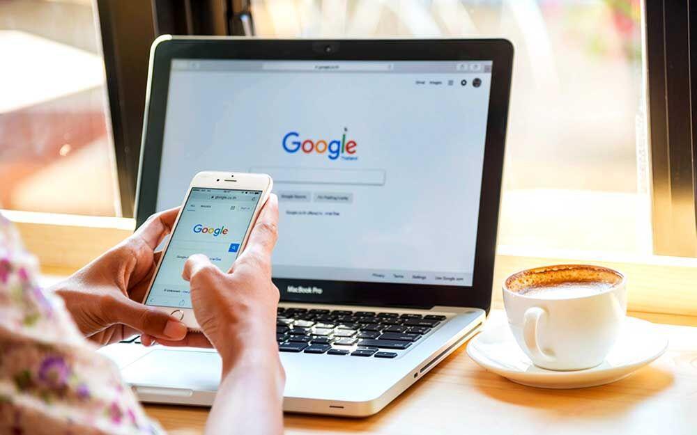 خبرنگاران شکایت دولت آمریکا از گوگل به اتهام نقض قانون ضدانحصار