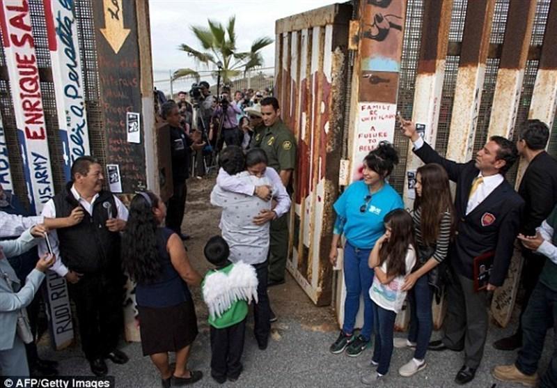 افزایش چشمگیر بازداشت مهاجران در مرز مکزیک و آمریکا