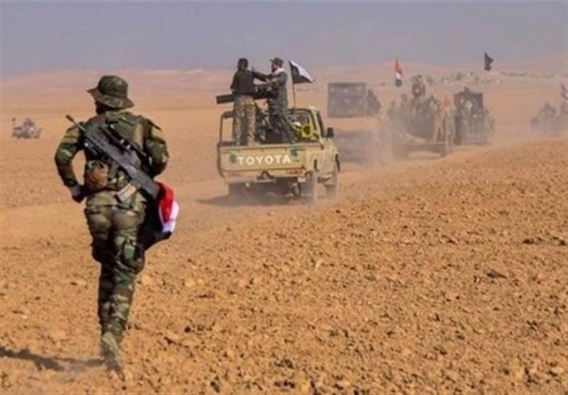 بازداشت دو عنصر تروریستی داعش در شرق فلوجه