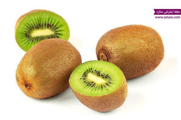 خواص کیوی - آشنایی با مضرات و خواص میوه کیوی