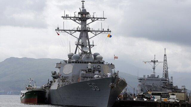 نیروی دریایی آمریکا: مرزهای روسیه در دریای ژاپن را به رسمیت نمی شناسیم