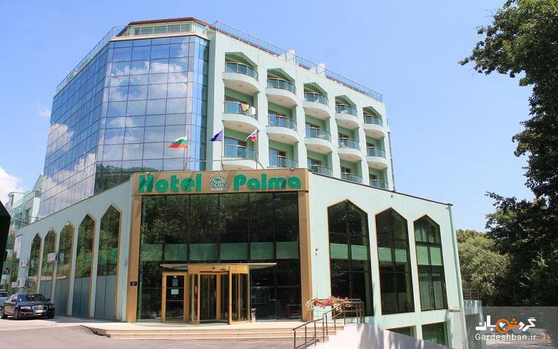 هتل پالما وارنا؛ از هتل های 4 ستاره شهر