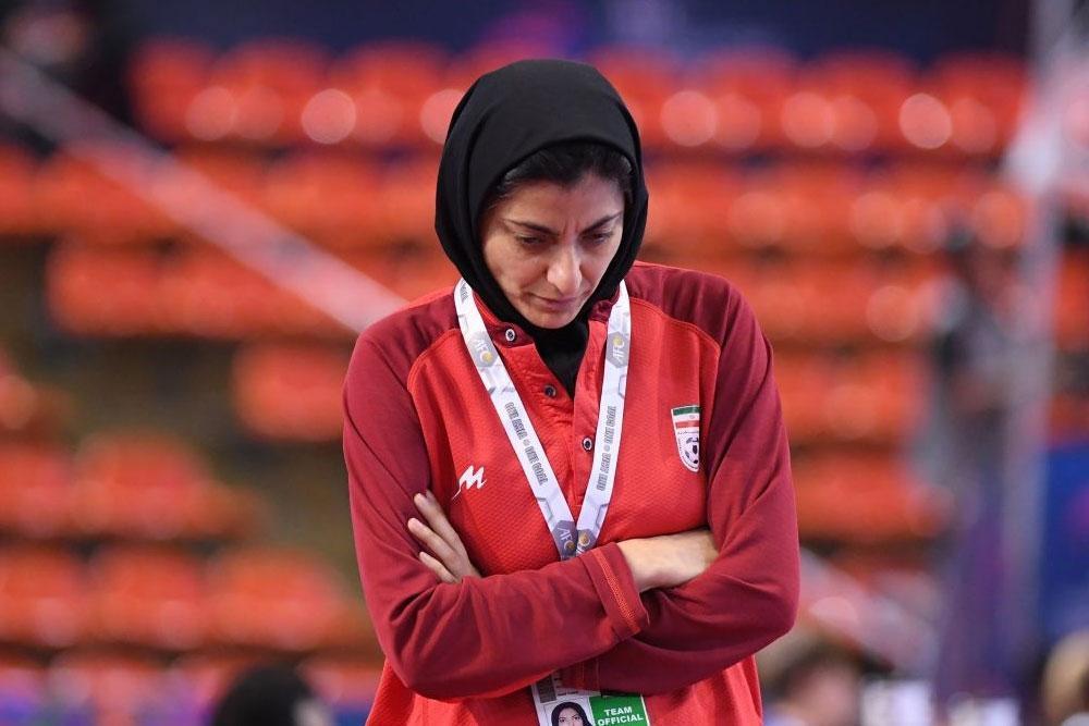مأموریت جذاب زن ایرانی در کویت، راه اندازی فوتسال زنان