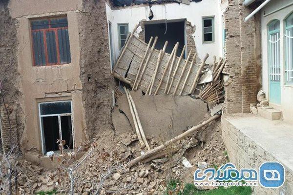 خانه عالم نامدار هیدج بطور کامل تخریب شد