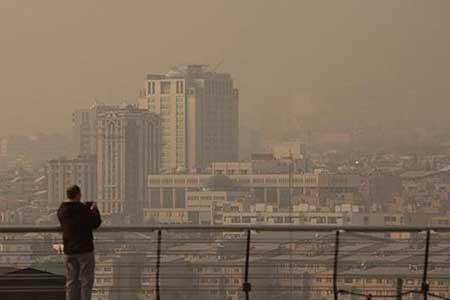 فرایند غلظت PM2.5 در هوای شهرها رو به افزایش است
