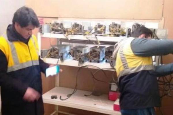 خبرنگاران 175 دستگاه استخراج رمز ارز غیرمجاز در تبریز کشف و توقیف شد