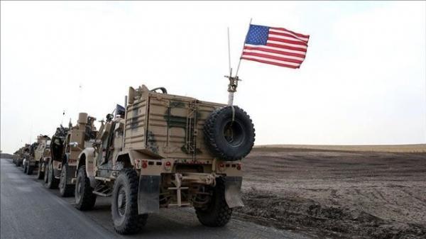 انتقال 70 داعشی از زندان حسکه به التنف توسط نظامیان آمریکایی