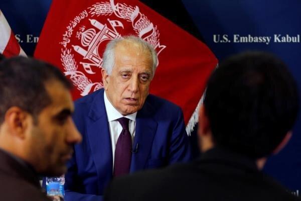خلیلزاد در سمت نماینده ویژه آمریکا در افغانستان ابقا می شود