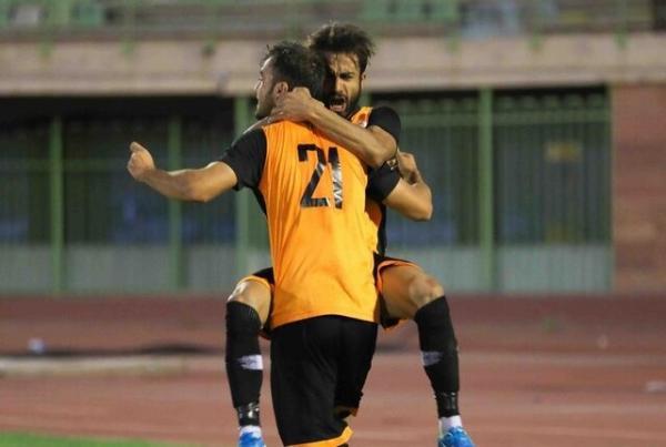 پیروزی مس کرمان و تساوی چوکا و پارس جنوبی در هفته پانزدهم لیگ یک فوتبال