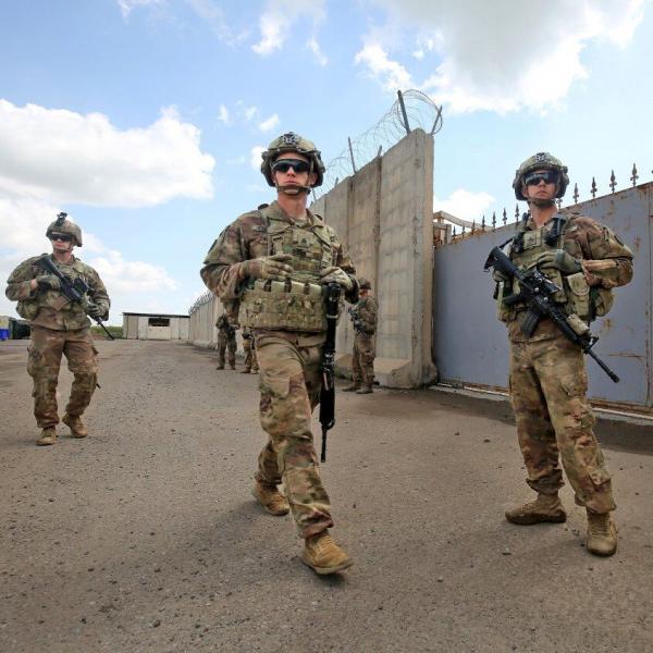 واشنگتن سطح هشدار پایگاه های خود در عراق را افزایش داد